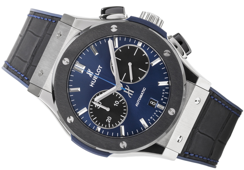 Classic Fusion Chronograph Special Editions The Watch Gallery