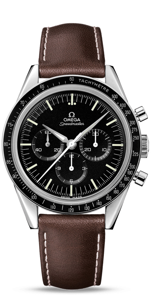"Speedmaster ""First Omega in Chrono Space"""